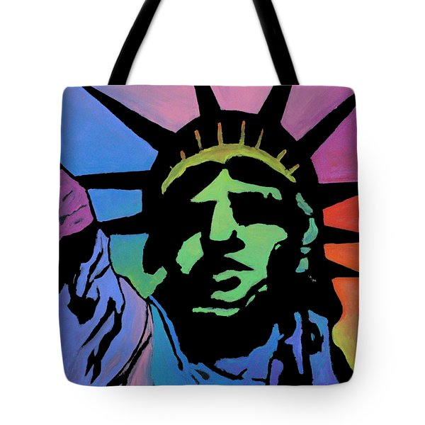 Liberty Of Colors Tote Bag