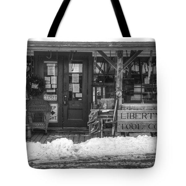 Liberty Tool Co Tote Bag