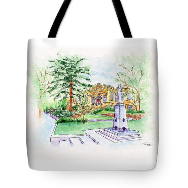 Library A Carnegie Original Tote Bag