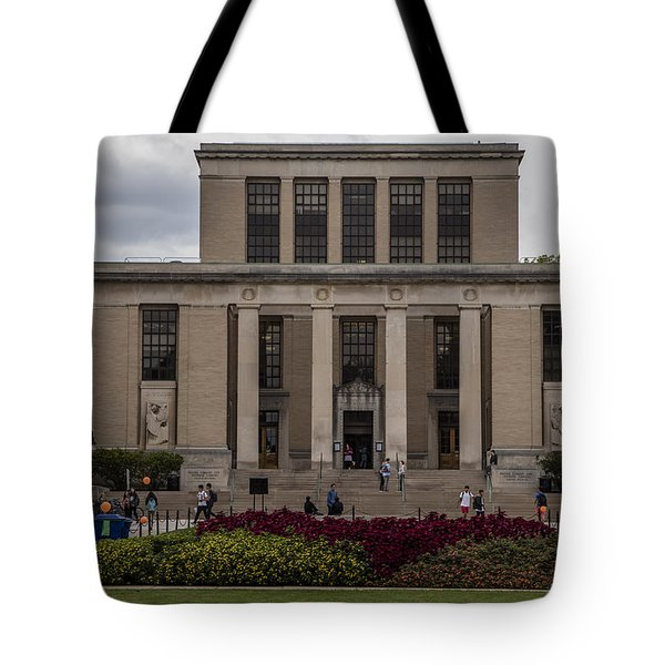Library At Penn State University  Tote Bag