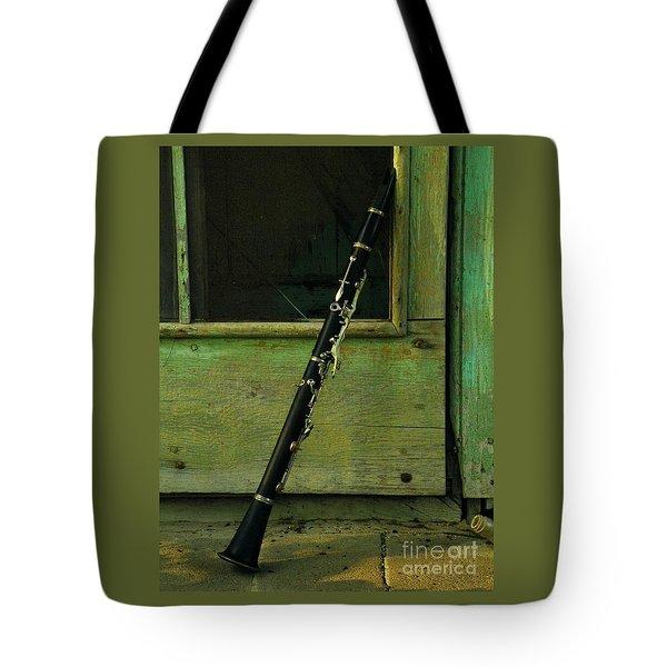 Licorice Stick Tote Bag by Joe Jake Pratt