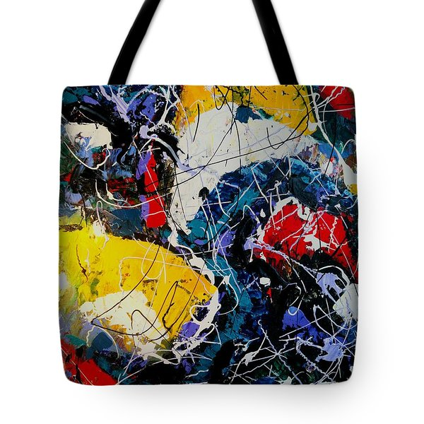 Life - A Bit Of Everything Tote Bag