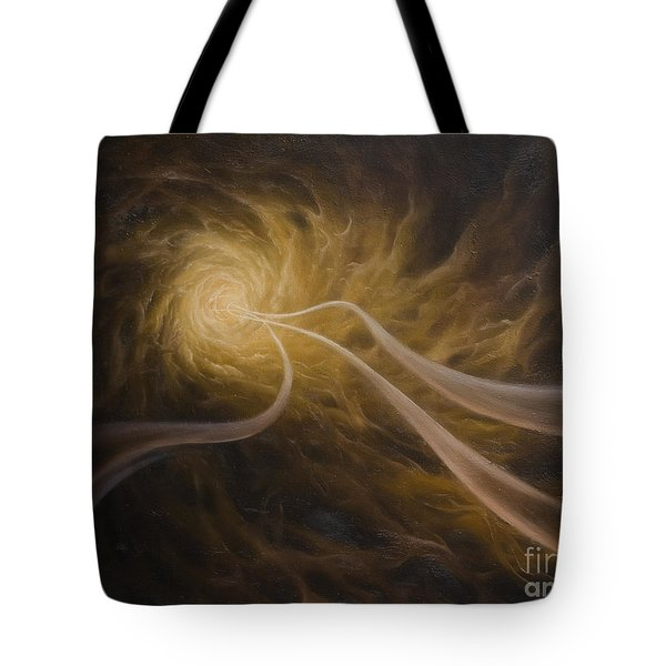 Life After Death Tote Bag by Arthur Braginsky