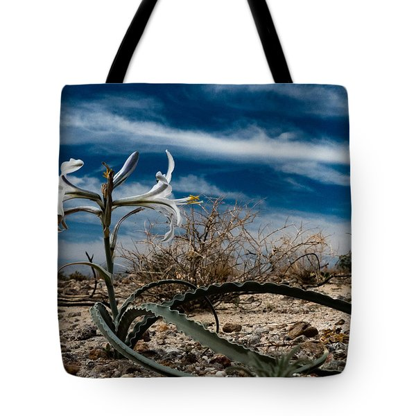 Life Amoung The Weeds Tote Bag