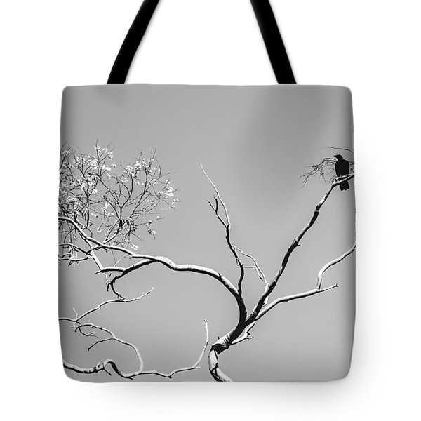 Tote Bag featuring the photograph Life And Death by Jason Roberts