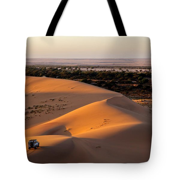 Life As Opening Tote Bag by Evgeny Vasenev