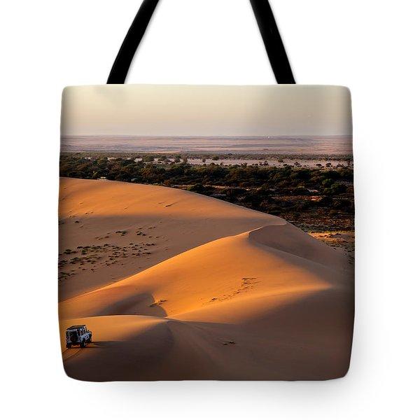 Namibia Tote Bag
