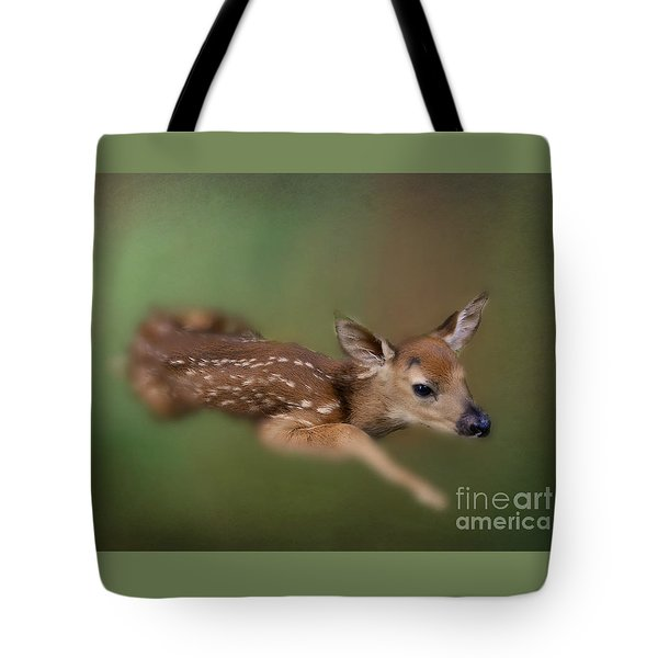 Tote Bag featuring the photograph Life Begins by Brenda Bostic