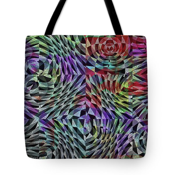 Life Currents Tote Bag