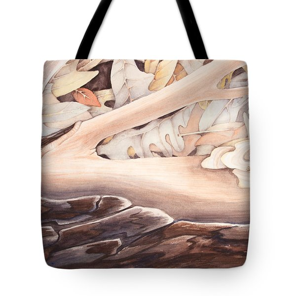 Life From Decay Tote Bag