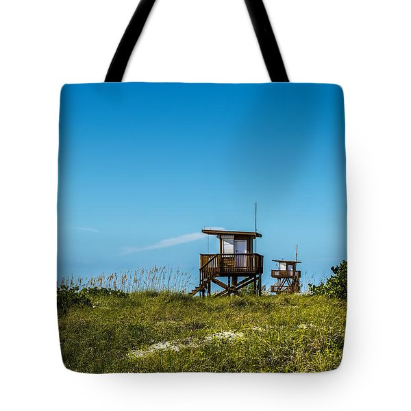 Life Guards Tote Bag