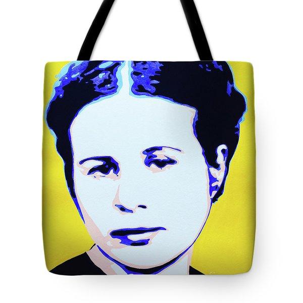 Life In A Jar. Irena Sendler Tote Bag
