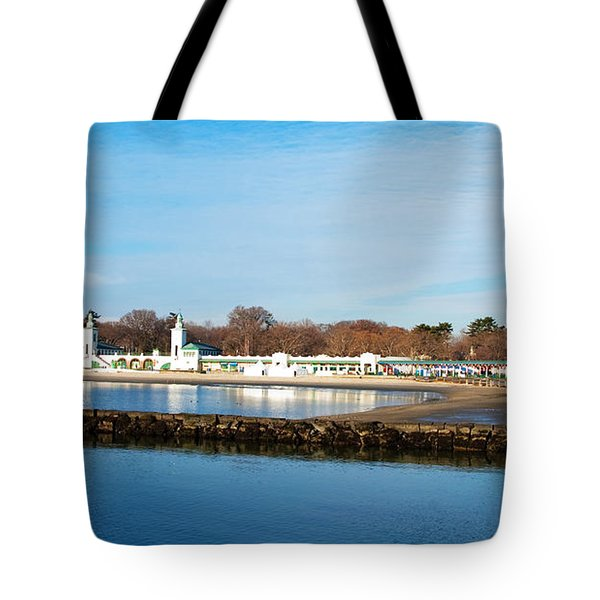 Life In Rye Tote Bag by Jose Rojas