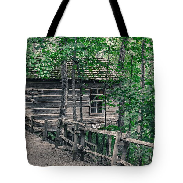Tote Bag featuring the photograph Life In The Ozarks by Annette Hugen