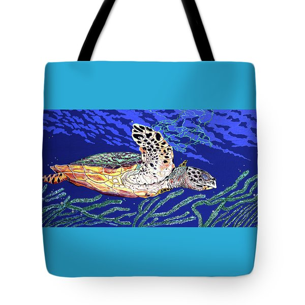 Life In The Slow Lane Tote Bag