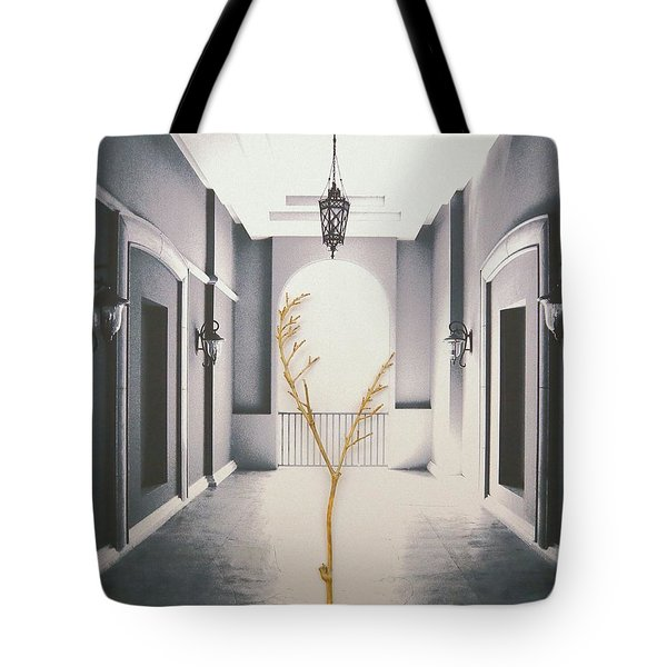 Life Inside  Tote Bag