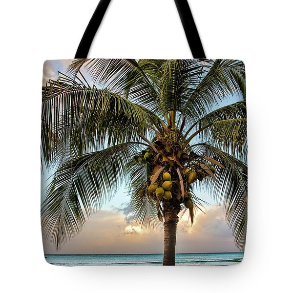 Life Is A Beach Tote Bag by Marcia Colelli