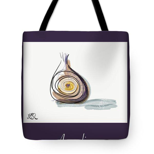 Life Is A-peeling Tote Bag