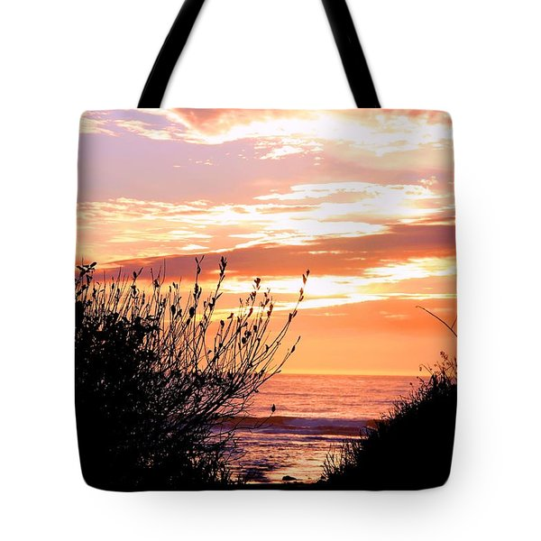 Life Is A Silhouette Tote Bag