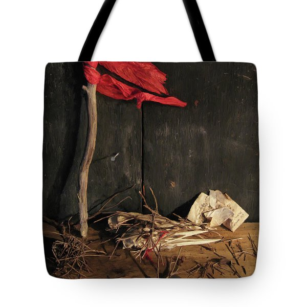 Life Lessons - Death Tote Bag