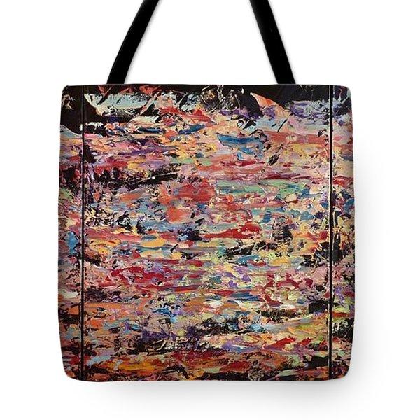 Life, Love And Lullabies Tote Bag