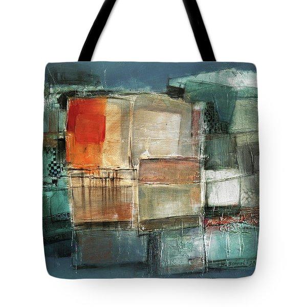 Patterns Tote Bag by Behzad Sohrabi