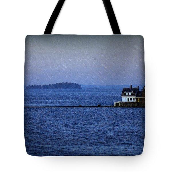 Life Of Solitude Tote Bag