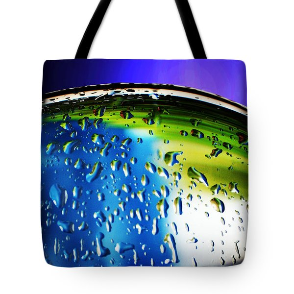 Life On Earth Tote Bag