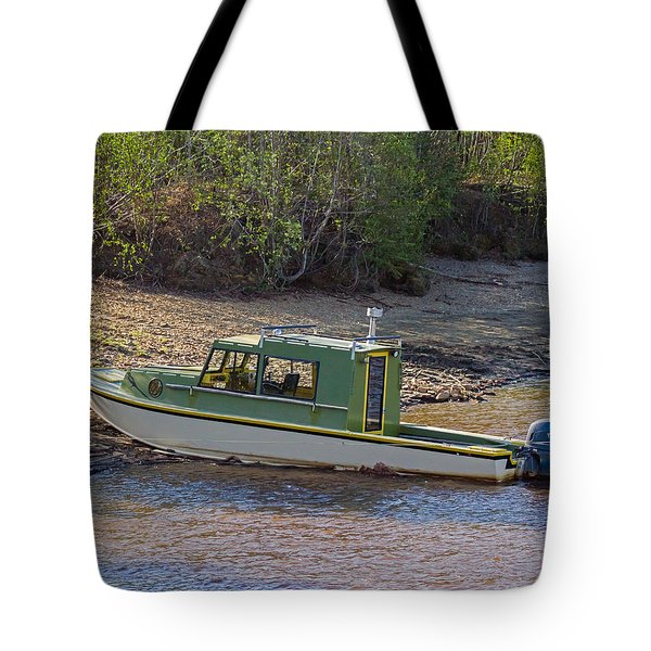 Life Saving Transportation Tote Bag by Allan Levin