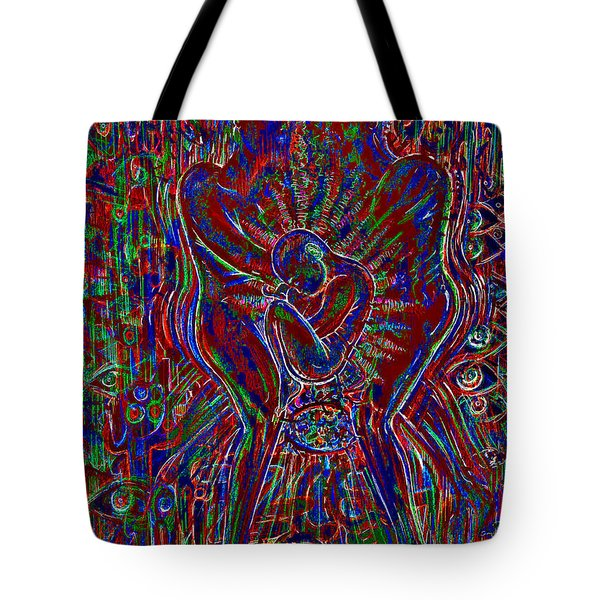 Life Series 3 Tote Bag