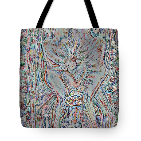 Life Series 4 Tote Bag