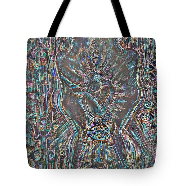 Life Series 7 Tote Bag