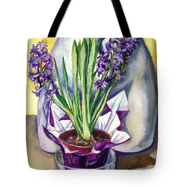 Life Spring Tote Bag