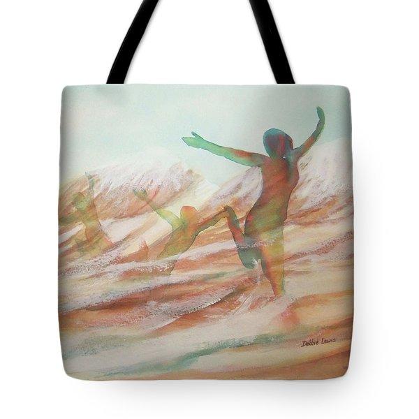 Life Transcendent Tote Bag