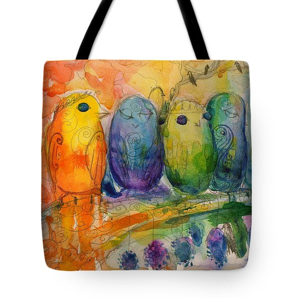 Life Transition  Tote Bag