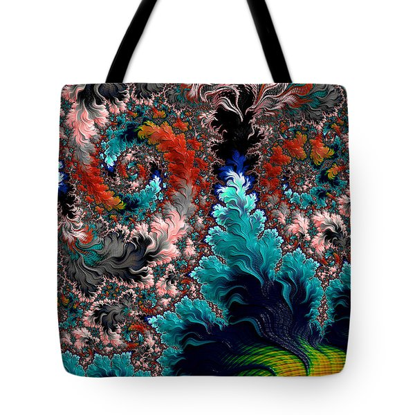 Life Underwater Tote Bag