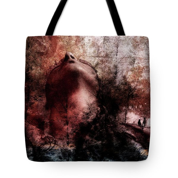 Life Well Lived Tote Bag by Yvonne Emerson AKA RavenSoul