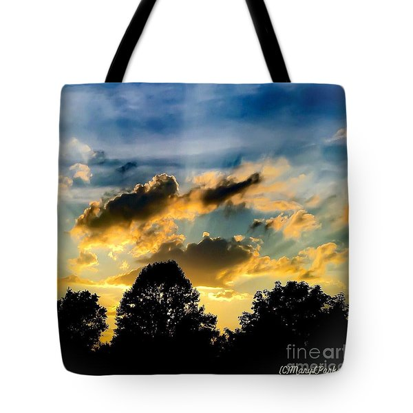 Life With Out Words Tote Bag