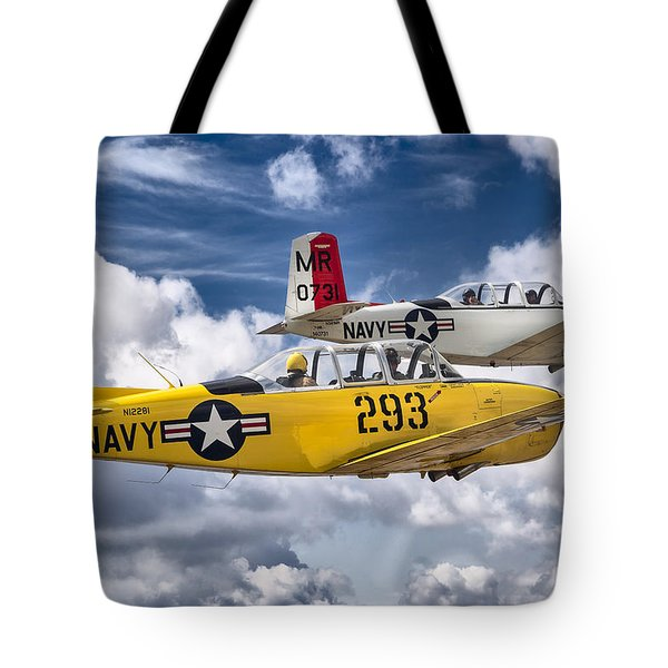 Life's A Beech .. Then You Fly Tote Bag
