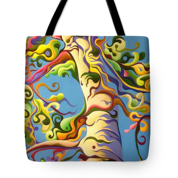 Life's A Birch Tote Bag
