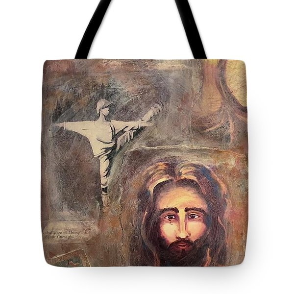 Life's Journey 2 Tote Bag
