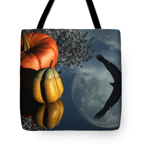 Life's Reflections Tote Bag by Richard Rizzo