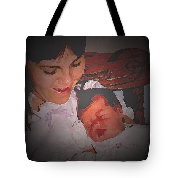 Lifespan 3 Tote Bag