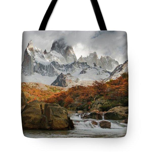 Lifespring 3 Tote Bag