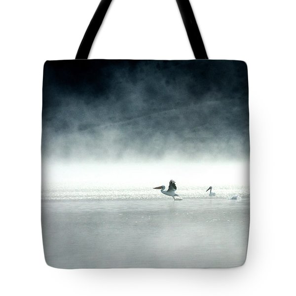 Lift-off Tote Bag