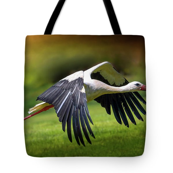 Lift Up Tote Bag