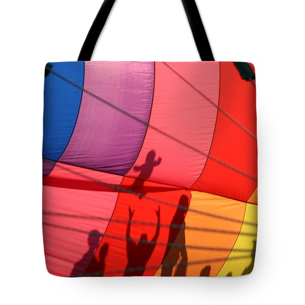 Liftoff Tote Bag