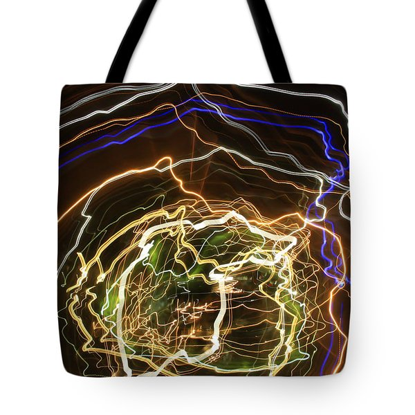 Light 1 Tote Bag