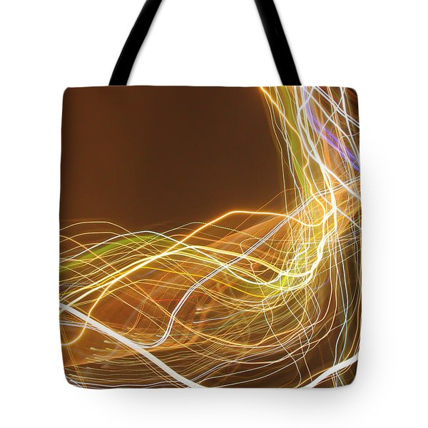Light 2 Tote Bag