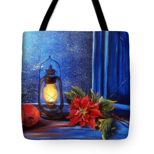 Light 2 Tote Bag